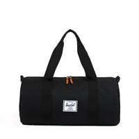 Sutton Mid Duffle Bag in Black