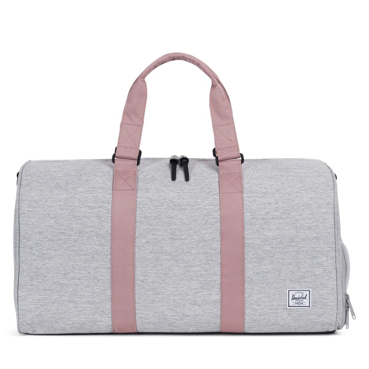 Novel Mid Duffle Bag in Grey