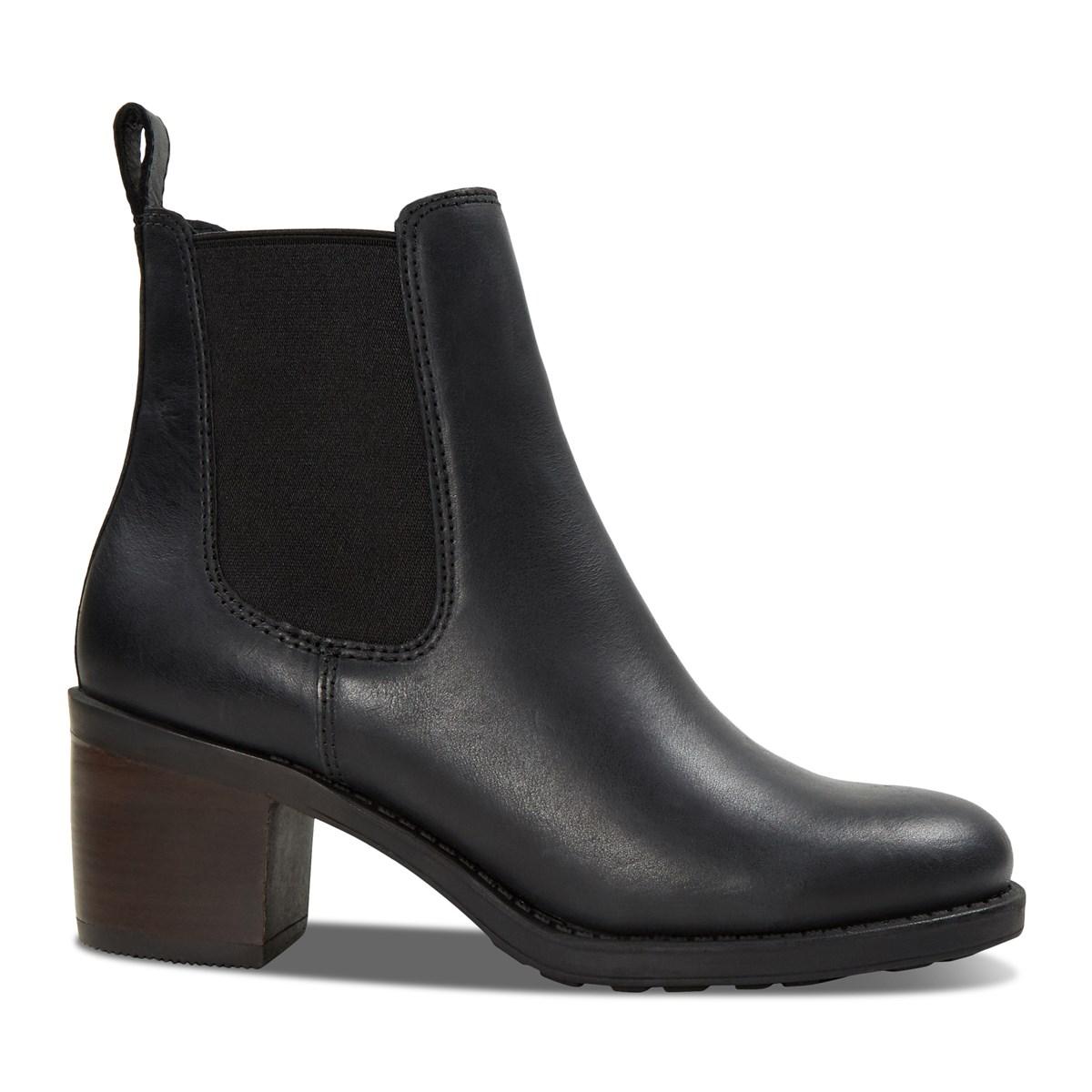 Women's Fargo Ankle Boots in Black