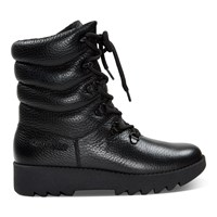 Women's Black Out Boots in Black