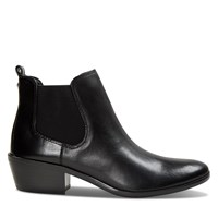Women's Pauline Ankle Boots in Black