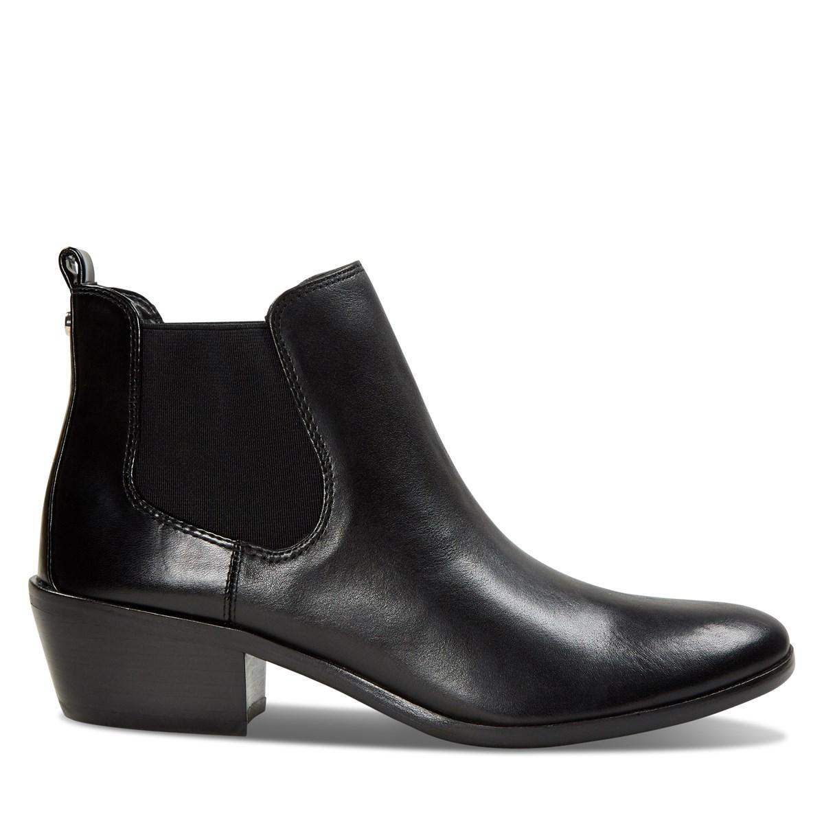 Women's Pauline Ankle Boots in Black
