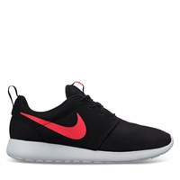 Men's Roshe One Sneakers in Black