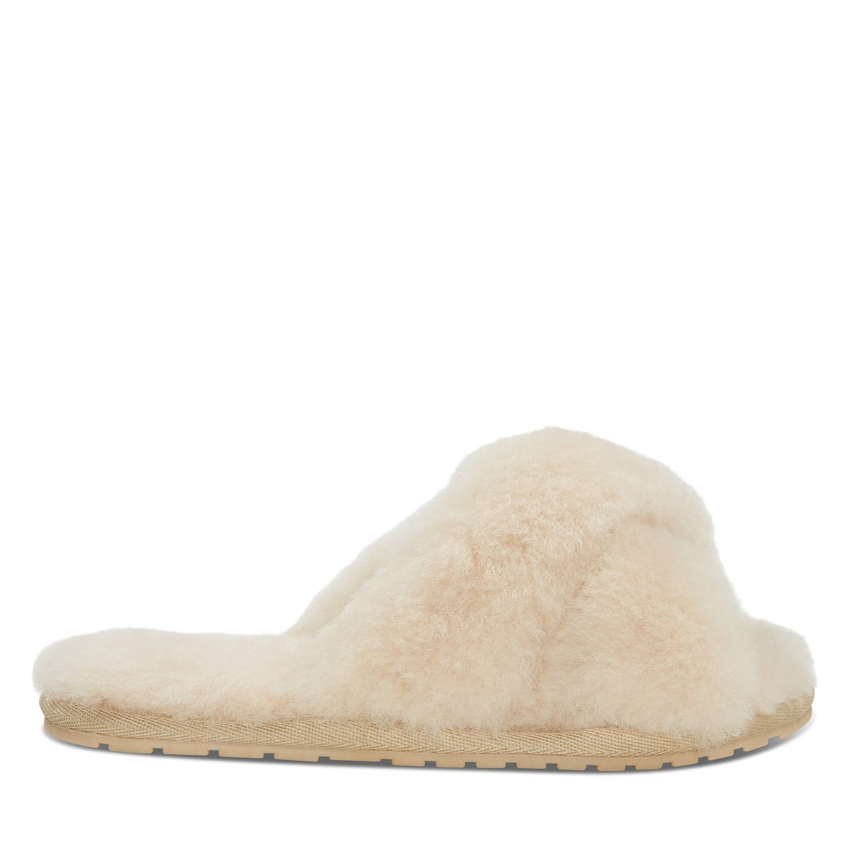 Woman's Mayberry Slippers in Beige