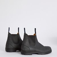 1478 Winter Chelsea Boots in Rustic Black