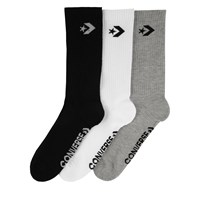 Men's 3 Pair Pack of Classic Star Chevron Socks