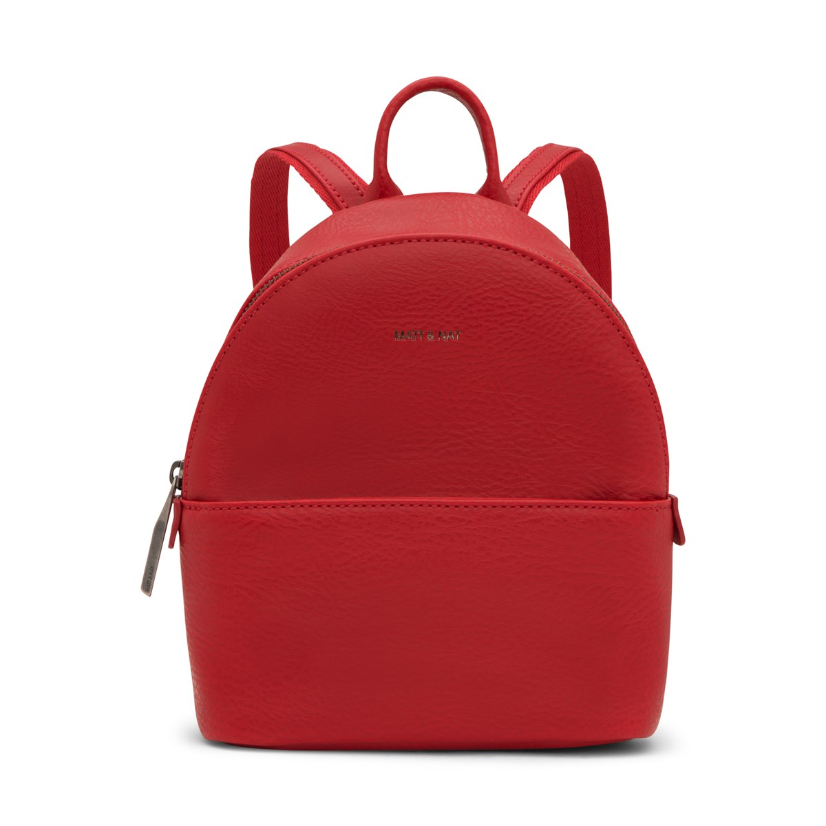 July Mini Backpack in Red