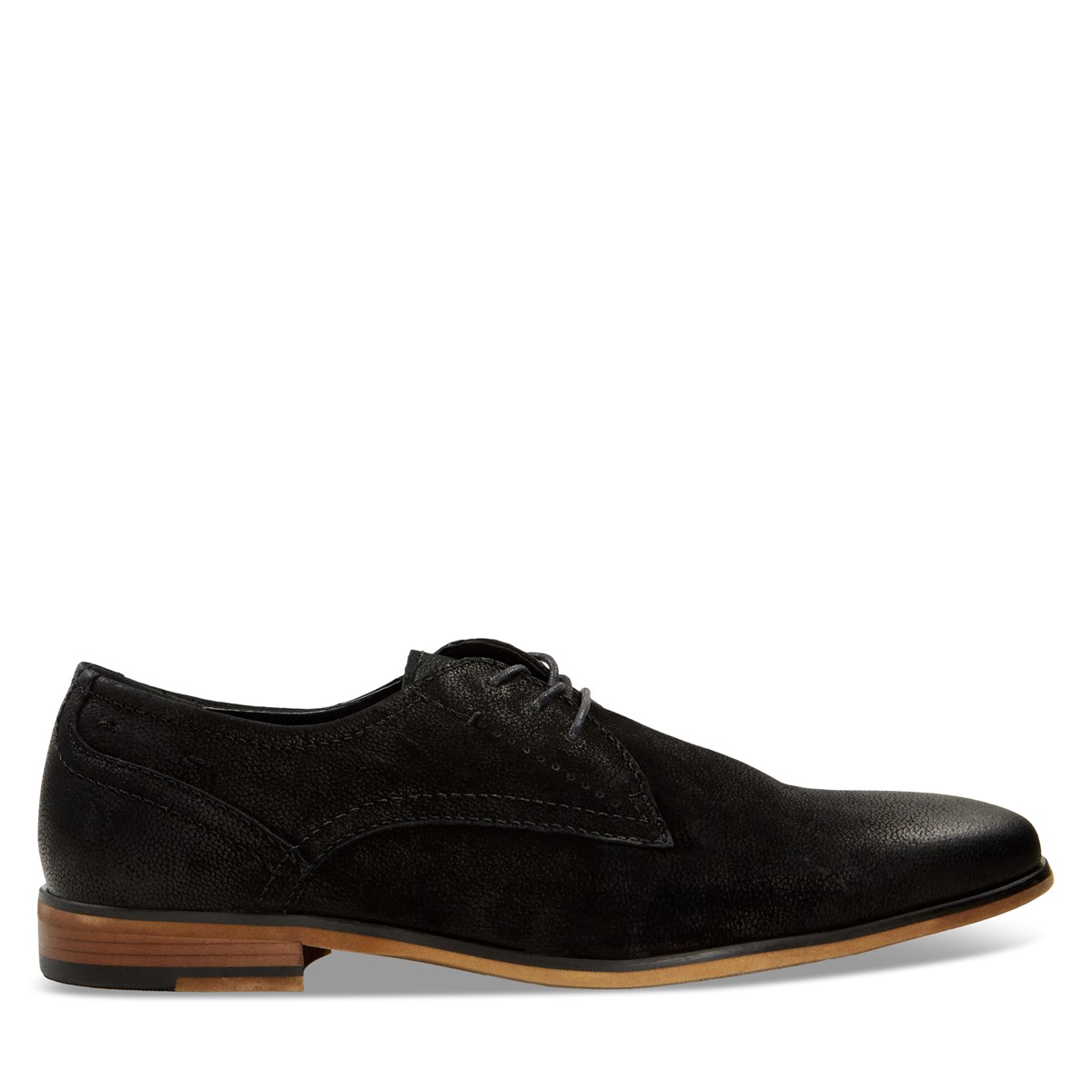 Men's Derby Shoes in Black