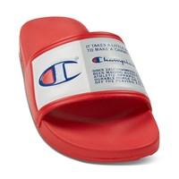 Sandales IPO Jock rouges pour femmes