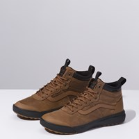 Men's UltraRange Hi sneaker in Brown