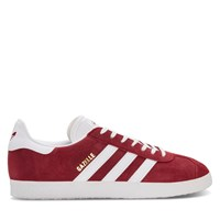 Men's Gazelle Sneaker in Burgundy