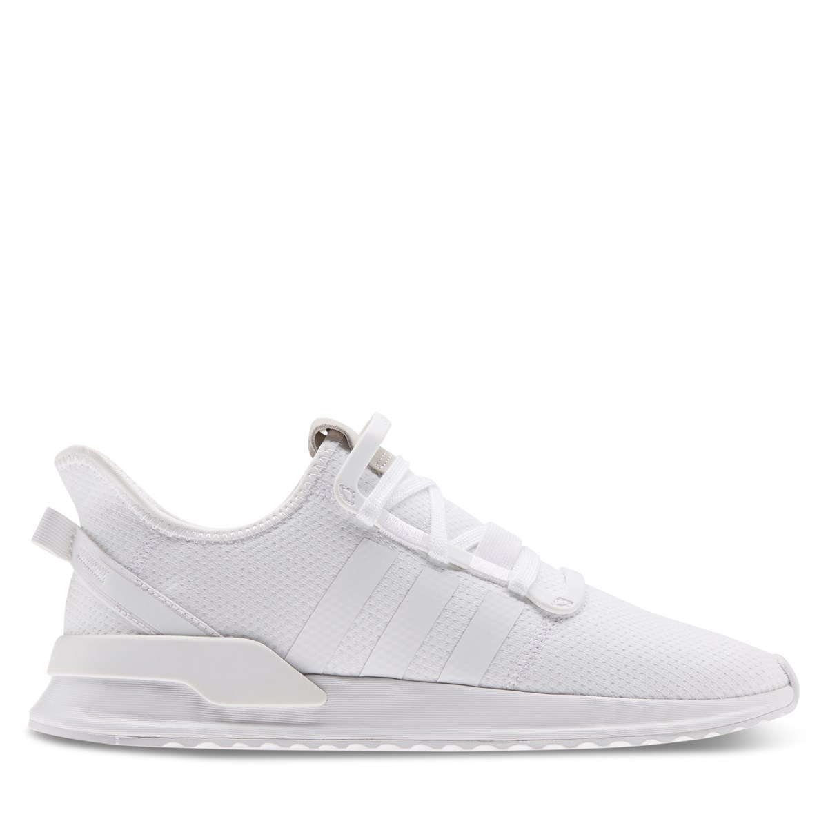 Men's U Path Run Sneaker in White
