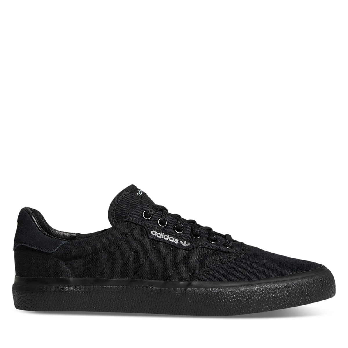 Men's 3MC Vulc Sneakers in Black