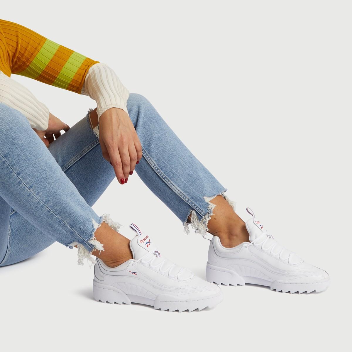 Women's Rivyx Ripple Sneakers in White
