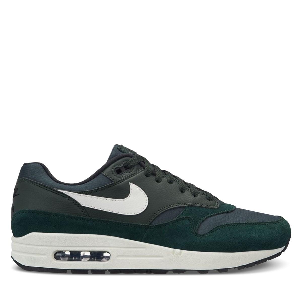 Men's Air Max 1 Sneaker in Green
