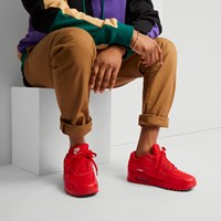 Men's Air Max 90 Essential in Red
