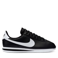 Men's Cortez Sneaker in Black