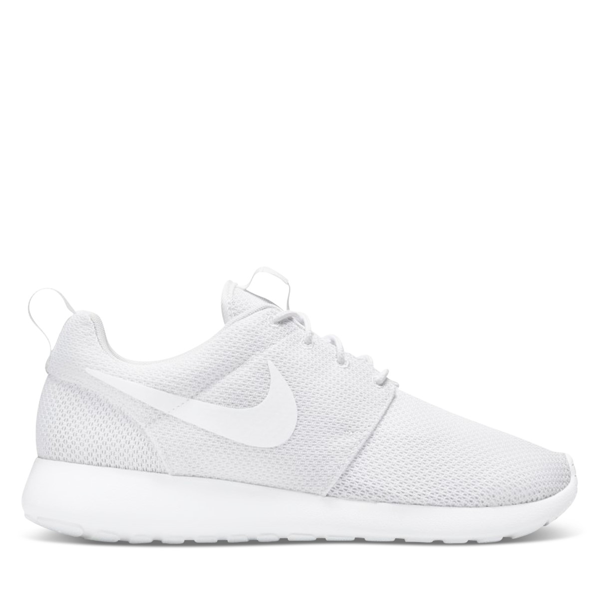 Men's Roshe One Sneaker in White