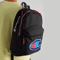 Mini Supercize Backpack in Black