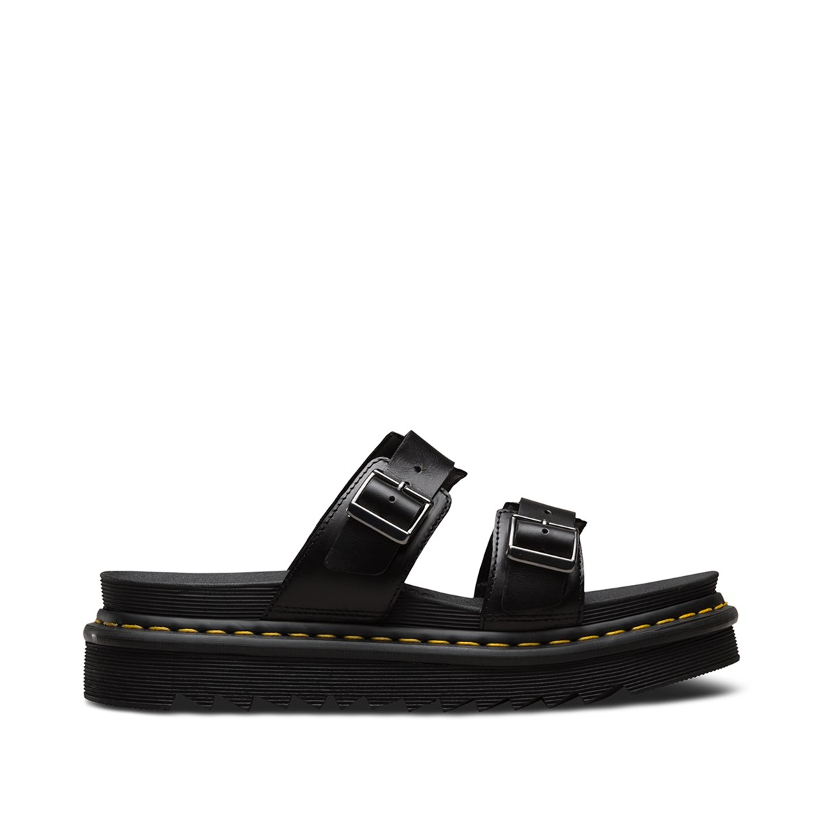 Women's Myles Sandal in Black