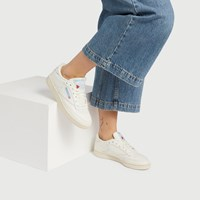 Women's Club C 85 Sneakers in Chalk
