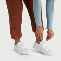 Women's Blazer Low Sneakers in White