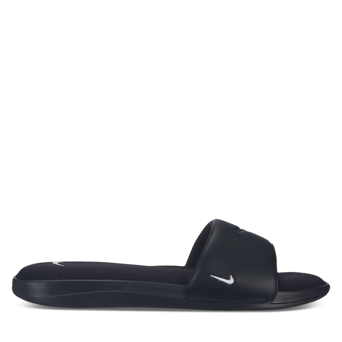 Women's Ultra Comfort 3 Slides in Black