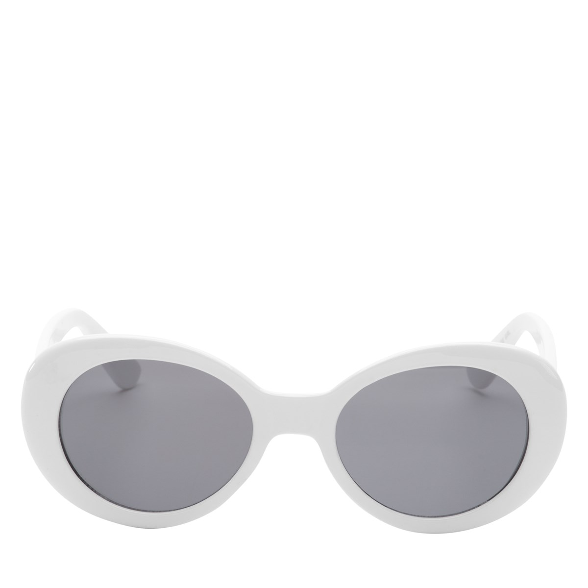 The Grunge Girl Sunglasses in White