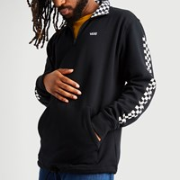 Men's Versa Quarter Zip in Black
