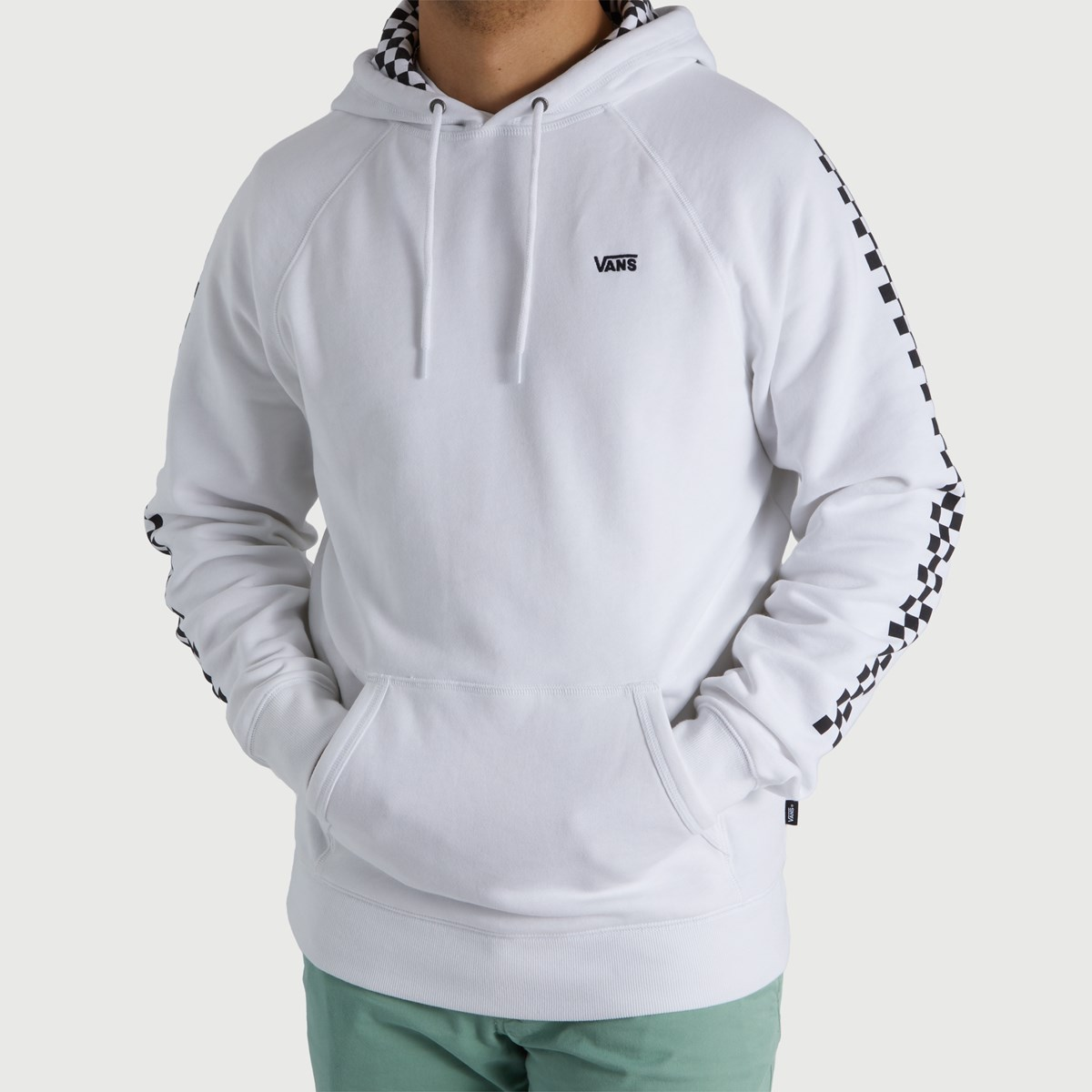 Men's Versa Hoodie in White