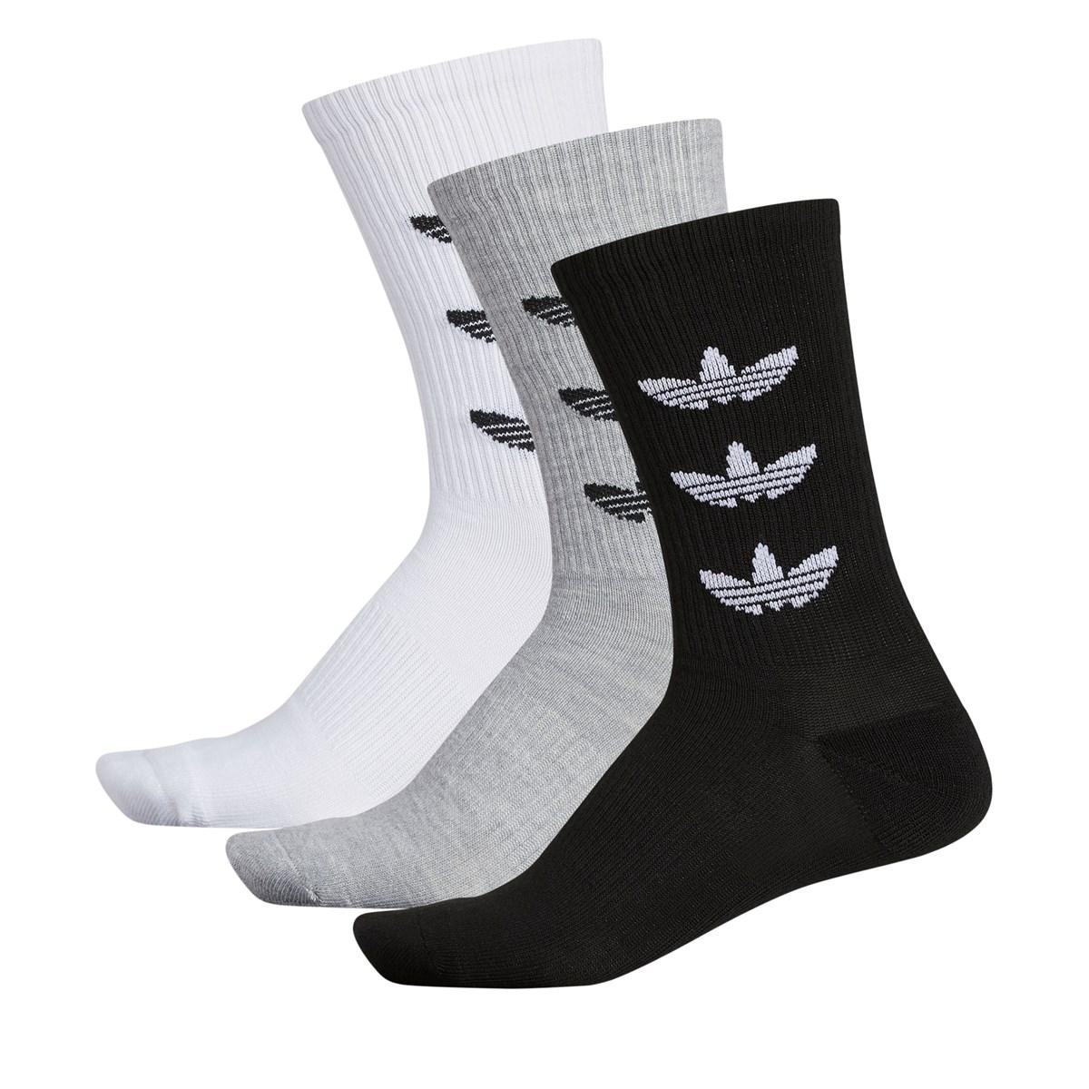 Men's 3 pair pack of crew socks