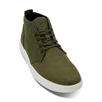 Men's Groveton Chukka Shoe in Dark Green