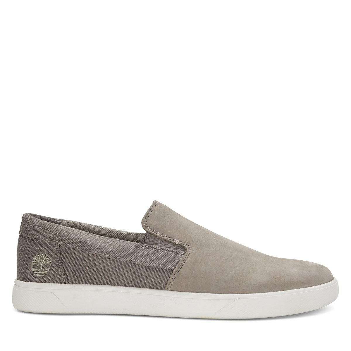 Men's Groveton Slip- On Shoe in Grey