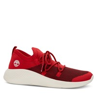 Men's Flyroam Sneaker in Red