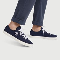 Men's Union Wharf Sneaker in Navy