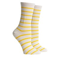 Women's Nora Socks in Yellow