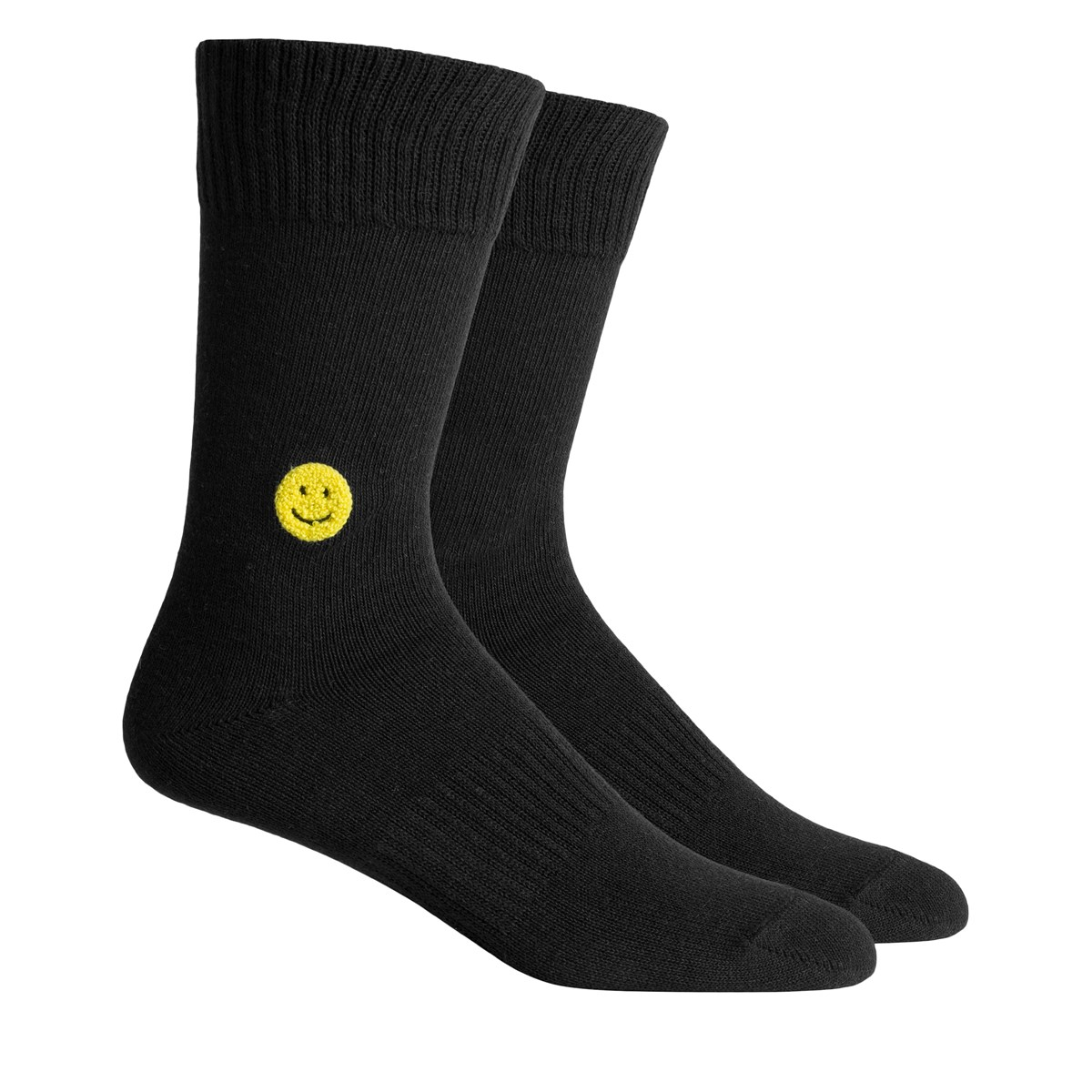 Men's Lucky Socks in Black