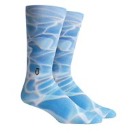 Men's Lowers Socks in Blue