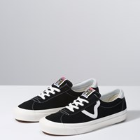 Men's Anaheim Factory Style 73 DX Sneaker in Black