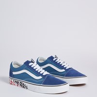 Men's Old Skool OTW Side Wall Blue Sneaker