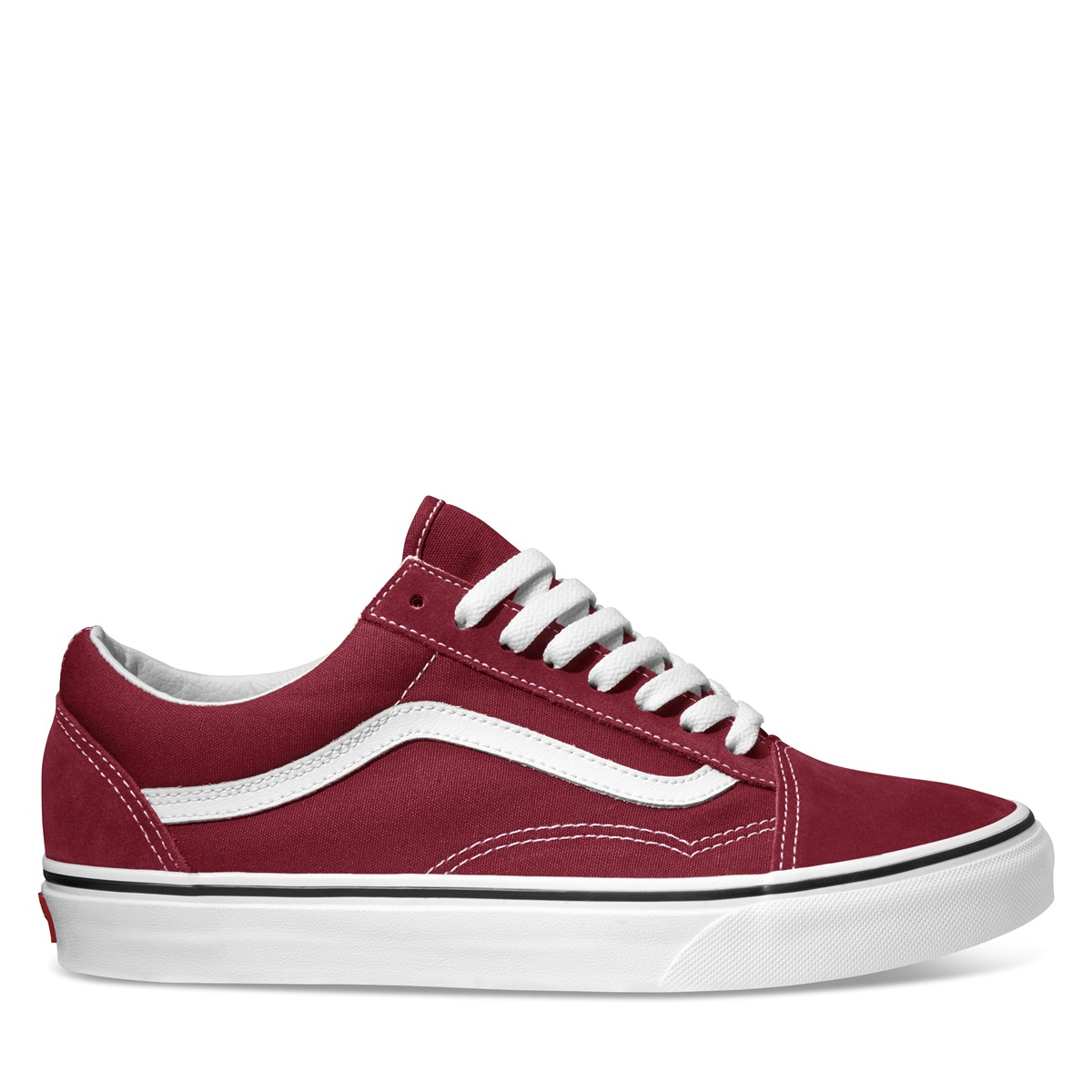 Men's Old Skool Rumba in Red