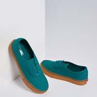 Men's Authentic Sneaker in Green