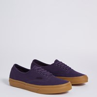 Men's Authentic Sneaker in Purple
