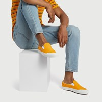Men's Classic 138 Slip-on in Yellow