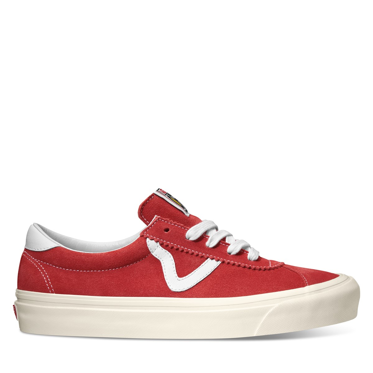 Style 73 DC Anaheim Factory Sneakers in Red