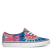 Women's Tie Dye Authentic Sneaker
