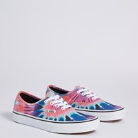 Women's Tie Dye Authentic Sneakers