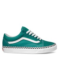 Women's Old Skool Sneakers in Turquoise