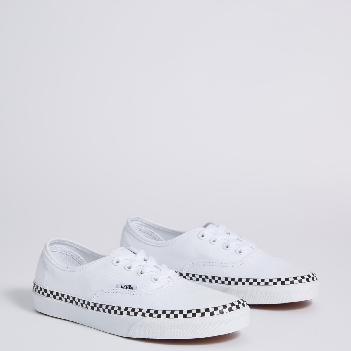 Women's Authentic Sneakers in White