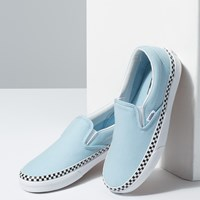 9a5102247f63 LB Exclusive Women s Classic Slip-On in Cool Blue